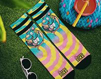 American Socks x Gut42 - Collab