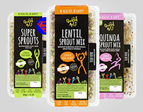 [PACKAGING] Good4U - Sprouts Relabeling