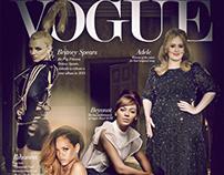 Vogue Divas - 2013