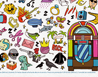 Illustration for Movistar campaign