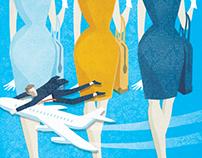 Illustrations: Thousand Islands Playhouse 2013 Season