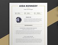 Resume Aida