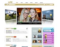 LIFE – Web platform