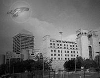 Classic Ufo landing