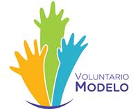 Logo: Voluntario Modelo