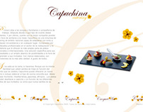 Capuchina Website
