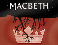 Theatre Poster: Macbeth