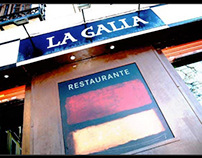 La Galia Website