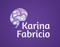 Identidade Visual - Karina Fabricio