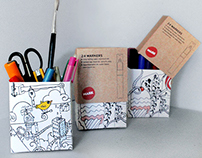 MARK, markers packaging