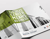 The Lyles Center Annual Report