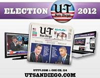 U-T Marketing Print & Web Campaigns