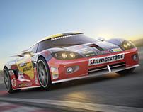 Koenigsegg CCX Racing