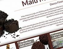 Website - Malu Maluca