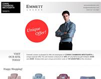 Emmett Shirts - Emails