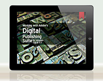 Working with Adobe's Digital Publishing Suite