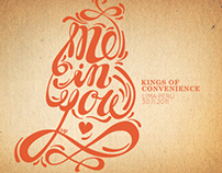 """Me in You"" for Kings of Convenience"