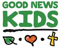 BRANDING: Good News Children's Ministry