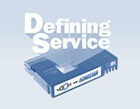 """Voom -vs- Ecostar """"Defining Service"""""""
