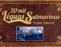 20 000 Léguas Submarinas