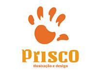 Identidade visual Prisco