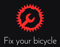 Fix your bicycle