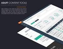 ContentLift Tools Dashboard