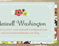 Business Stationery 2012