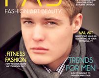 Fashion, Art, and Beauty Magazine Fall/Winter 2012-13