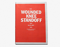 Wounded Knee Standoff