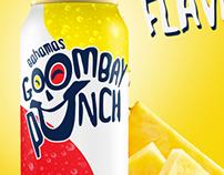 Bahamas Goombay Punch Rebranding