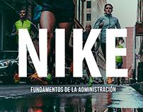 NIKE: Misión, Visión y Análisis FODA