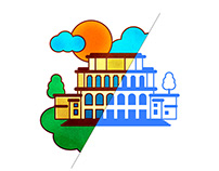 Illustration of Yerevan