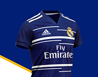 Real Madrid Football kit 21/22.