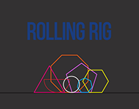 Promo Animation for Rolling Rig Script for AE