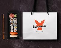 Kurama // Japanese Restaurant Branding