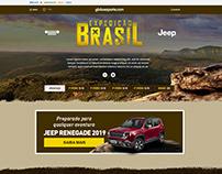 Site Expedição Brasil