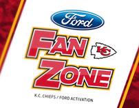 KC Chiefs Ford Fan Zone