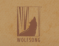 Brand Identity - Wolfsong