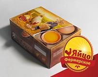Packaging Design Eggs