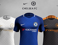 Chelsea 2017/18 | Nike Concept