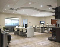 Kamisa Investments full office fit out