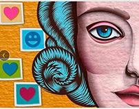 Banner illustration for InstaMagnet