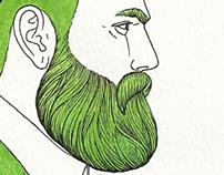 some beards...