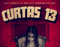 Poster 'Curtas 13'