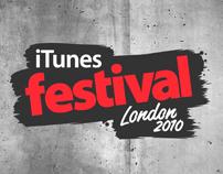 iTunes Festival 2010 Live Stream