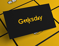 Geeksday - Logo Guidelines