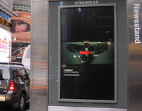 XPRMNT in NEW YORK(Times Square)
