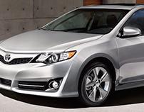 Toyota Wheelstand