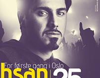 Ehsan's Concert in Norway
